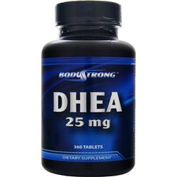 BodyStrong DHEA (25mg) 360 tabs