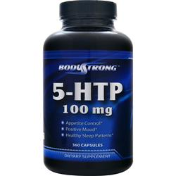 BODYSTRONG 5-HTP (100mg) 360 caps