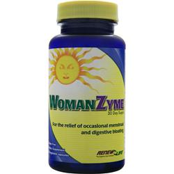 RENEW LIFE WomanZyme 60 vcaps