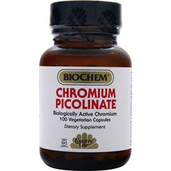 BIOCHEM Chromium Picolinate 100 vcaps