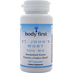 BODY FIRST St. John's Wort (300mg) 100 caps