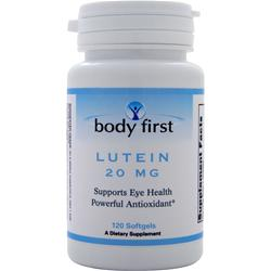 BODY FIRST Lutein (20mg) 120 sgels