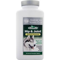 AMERICAN KENNEL CLUB Hip & Joint Beef and Cheese- 50 tabs