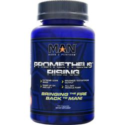 MAN SPORTS Prometheus Rising 120 caps