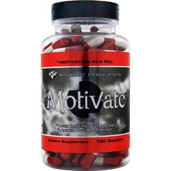 AI SPORTS NUTRITION Motivate 120 caps
