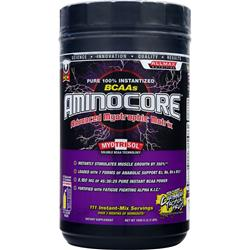 ALLMAX NUTRITION Aminocore Powder Caribbean Tropical Fruit 1000 grams