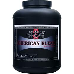 MGN American Blend Whey Protein Chocolate 5 lbs