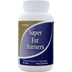 GENESIS Super Fat Burners 100 tabs
