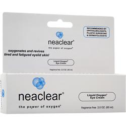 NEACLEAR Liquid Oxygen Eye Cream 2 oz