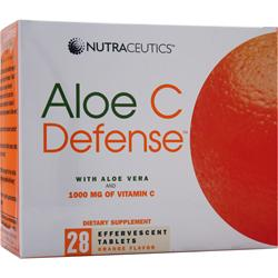 NUTRACEUTICS Aloe C Defense Orange 28 tabs