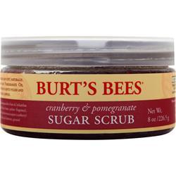 Burt's Bees Sugar Scrub Cranberry & Pomegranate 8 oz