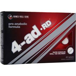 ADVANCED MUSCLE SCIENCE 4-ad-RD 60 tabs