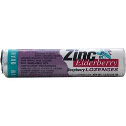 Quantum Zinc Elderberry 14 lzngs