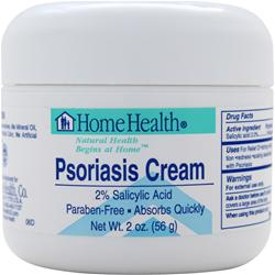 HOME HEALTH Psoriasis Cream 2 oz