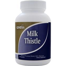 Genesis Milk Thistle 50 caps