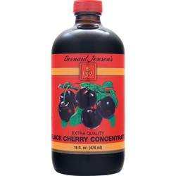 Bernard Jensen's Black Cherry Concentrate 16 oz
