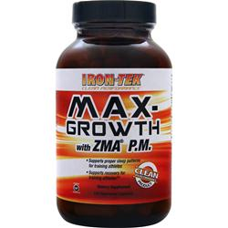 IRON-TEK Max-Growth P.M. with ZMA 120 vcaps