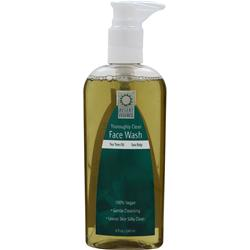 Desert Essence Thoroughly Clean Face Wash Tea Tree Oil, Sea Kelp 8 oz