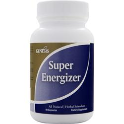Genesis Super Energizer 90 caps