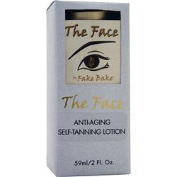 FAKE BAKE The Face Self-Tanning Lotion 2 fl.oz