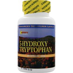 Nature's Science 5-Hydroxy Tryptophan (50mg) 60 caps