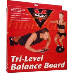 Valeo Tri-Level Balance Board 1 unit