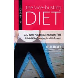 Natural Factors The Vice-Busting Diet - Second Edition 1 book