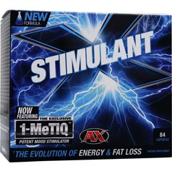 Athletic Xtreme Stimulant - X 84 caps