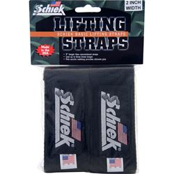 SCHIEK SPORTS Basic Lifting Straps 2 strap