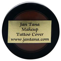 Jan Tana Make-up Tattoo Cover Hi-Definition  Make-up #30344 Henna .5 oz