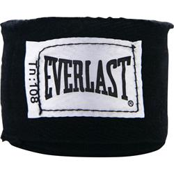 EVERLAST Handwraps Black 108 inch 2 unit