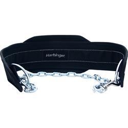 Harbinger Polypro Dip Belt Black 1 belt