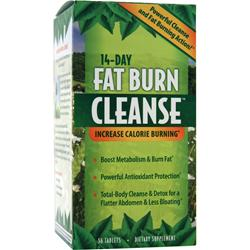 Applied Nutrition 14-Day Fat Burn Cleanse 56 tabs