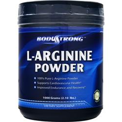 BodyStrong L-Arginine Powder 1000 grams