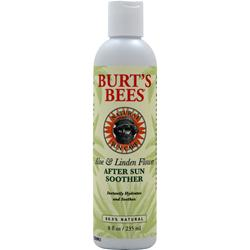 BURT'S BEES After Sun Soother Aloe & Linden Flower 8 fl.oz