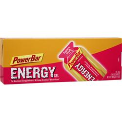 POWERBAR Energy Gel Raspberry Cream 24 pckt