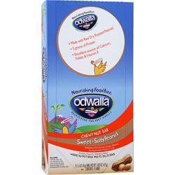Odwalla Chewy Nut Bar Sweet & Salty Peanut 15 bars