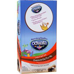ODWALLA Chewy Nut Bar Chocolate Chip Trail Mix 15 bars