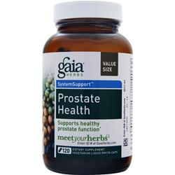 Gaia Herbs System Support - Prostate Health 120 vcaps