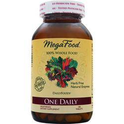 MEGAFOOD One Daily Multi 180 tabs