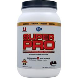 BPI Super Pro - Muscle-Building Protein Chocolate 3 lbs