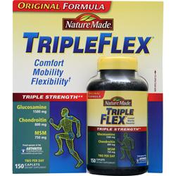 Nature Made Triple Flex - Glucosamine and Chondroitin 150 caps