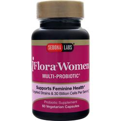 SEDONA LABS iFlora Women Multi-Probiotic 60 vcaps