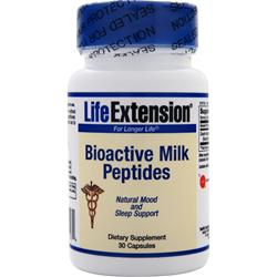 LIFE EXTENSION Bioactive Milk Peptides 30 caps