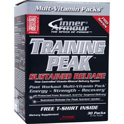 Inner Armour Training Peak - Multi-Vitamin Packs Free T-Shirt Inside 30 pck