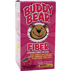 RENEW LIFE Buddy Bear Fiber 60 tabs