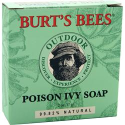 BURT'S BEES Outdoor Poison Ivy Soap 2 oz