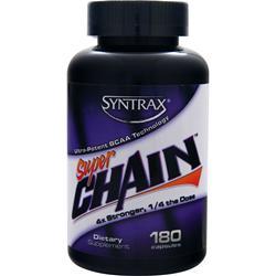 Syntrax Super Chain 180 caps