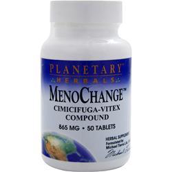 Planetary Formulas MenoChange (865mg) 100 tabs