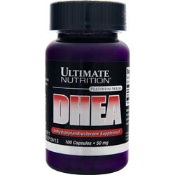 ULTIMATE NUTRITION DHEA (50mg) 100 caps
